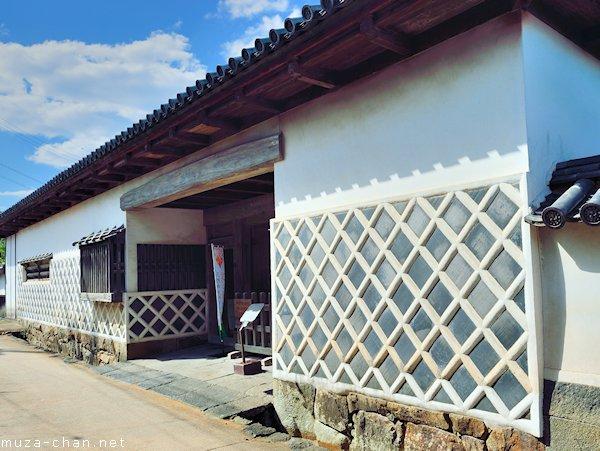 Kuchiba Residence, Hagi-jo Jokamachi, Hagi, Yamaguchi