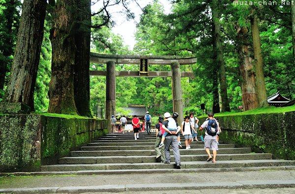 Tōshōgū Shrine, Ishidorii, Nikko