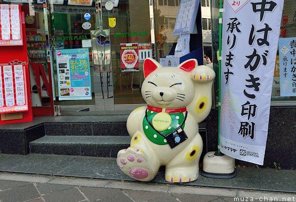 Palette Plaza mascot, Tokyo