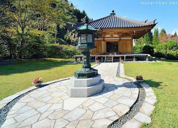 Kaisan-do, Seiryu-ji, Aomori