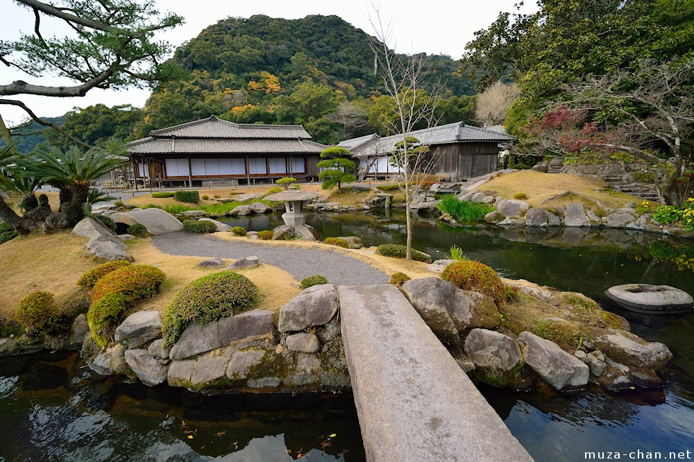 Sengan-en, Edo period Japanese garden