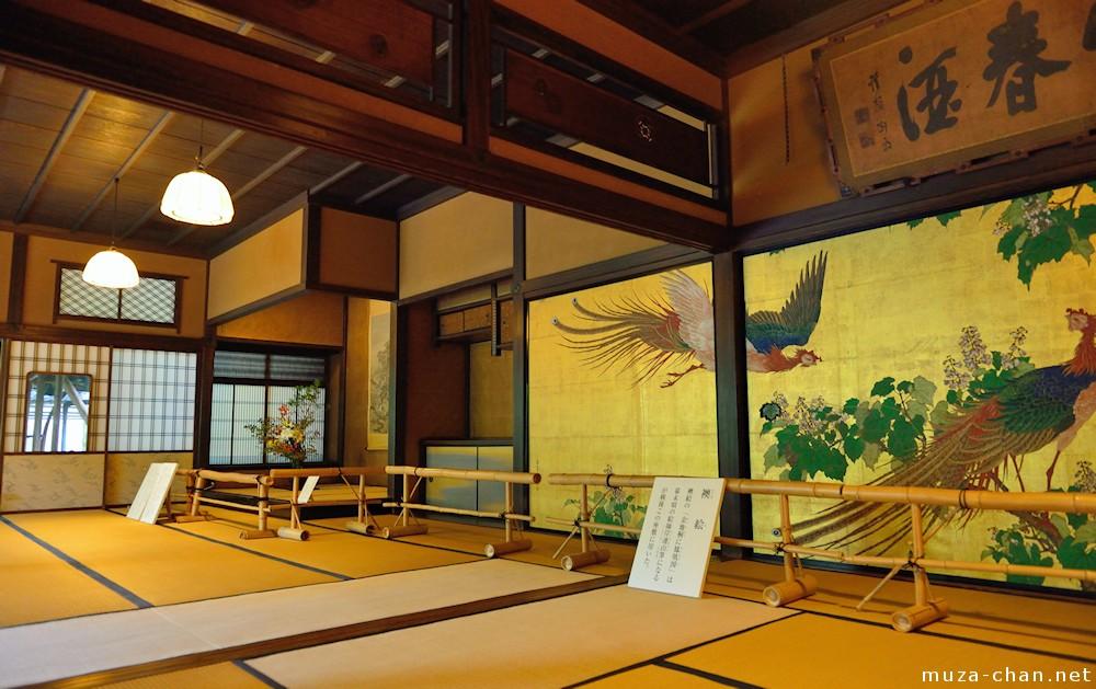 Japanese Tea Room Floor Plans