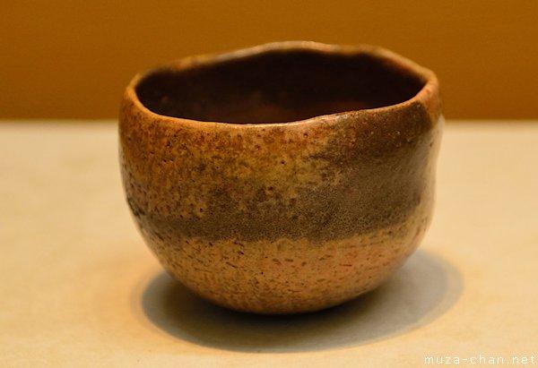 Tea bowl, Tokyo National Museum, Tokyo, Ueno