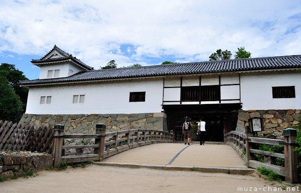 Tenbin Yagura, Hikone Castle, Hikone