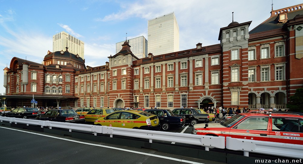 Tokyo Station 100 Years Anniversary Interiors Inside Ideas Interiors design about Everything [magnanprojects.com]