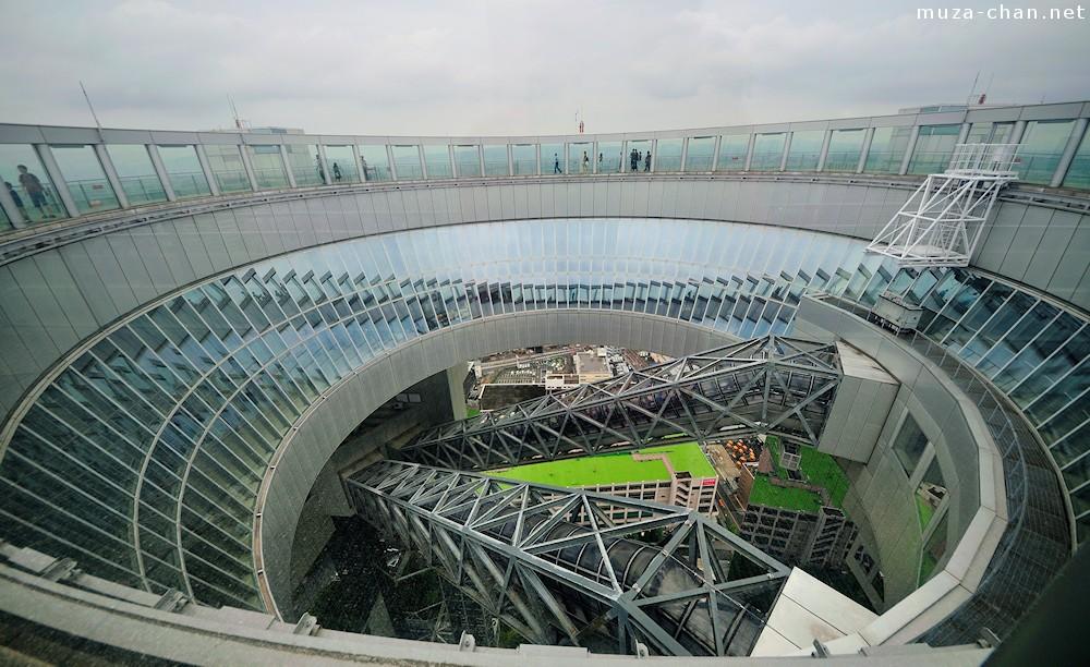 Umeda Sky Building Floating Garden Observatory