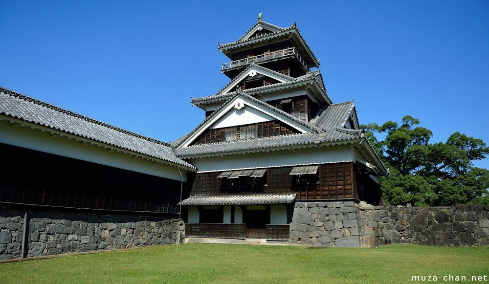 Japanese Castle Architecture Sumi Yagura