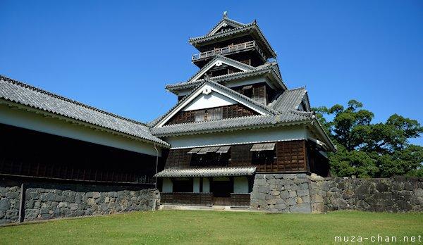 Uto Yagura, Kumamoto Castle, Kumamoto