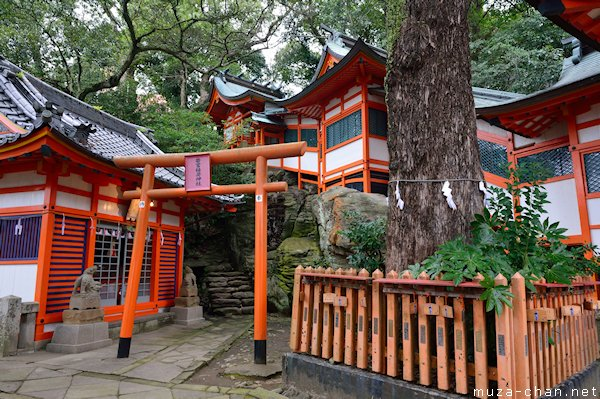 Wakamiya Inari Shrine, Nagasaki