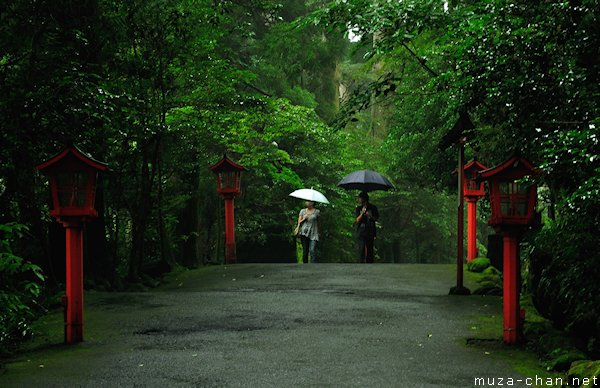 Hakone Shrine, Hakone