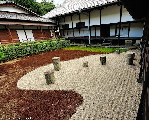 Zen Garden, Tofuku-ji Temple, Kyoto