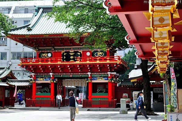 Zuishin-mon, Kanda Myojin Shrine, Tokyo
