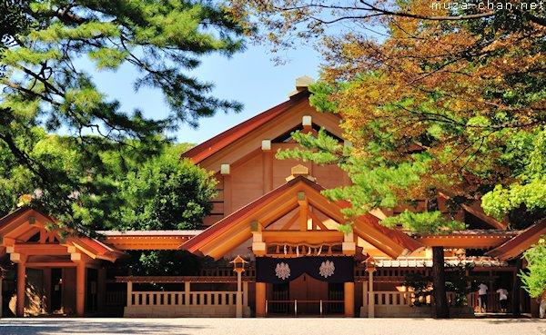 Atsuta Shrine, Nagoya
