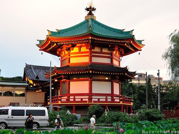 Benten-do, Ueno Park, Tokyo