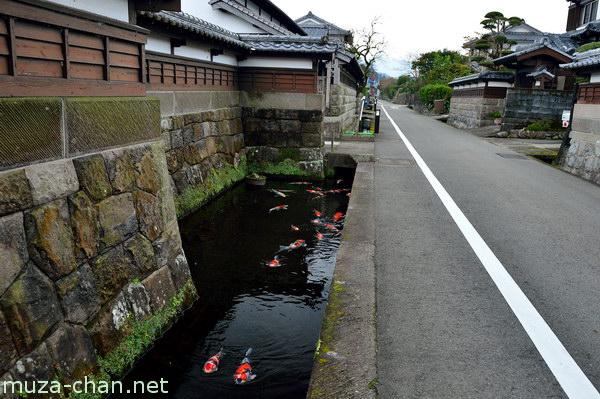 Samurai district, Nichinan, Miyazaki