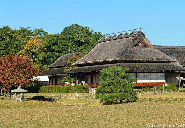 Enyo-tei House, Okayama Koraku-en, Okayama