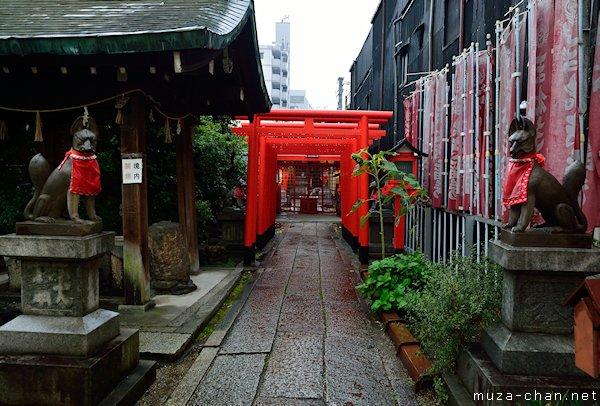 Fuji Sengen Shrine, Osu Shopping District, Nagoya