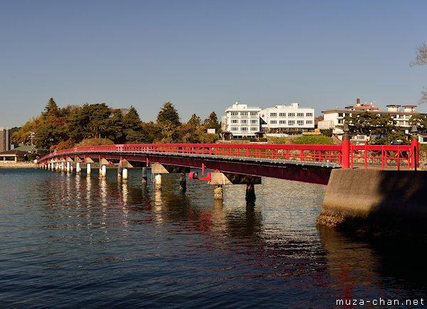 Fukuurabashi, Matsushima, Miyagi
