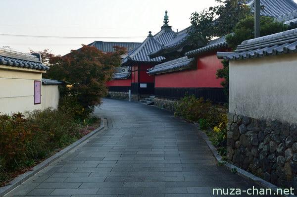 Gogan-ji, Nakatsu, Oita