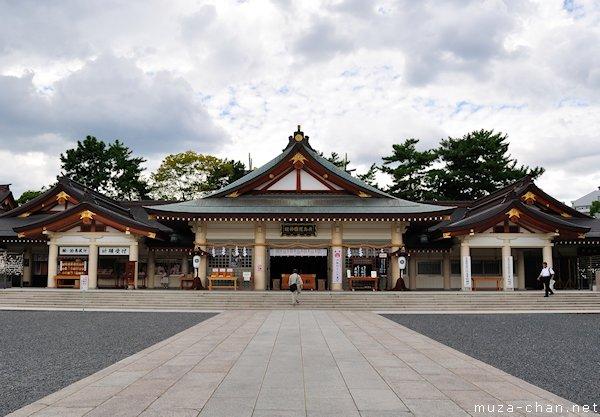 Gokoku Shrine, Hiroshima
