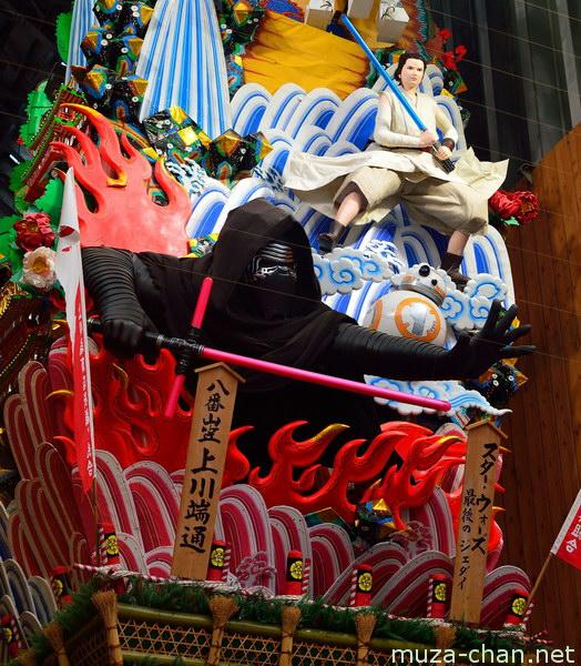 Hakata Gion Yamakasa Festival, Kushida Jinja, Fukuoka
