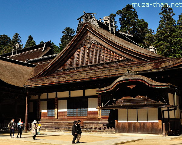 Kongobuji, Koya-san, Wakayama