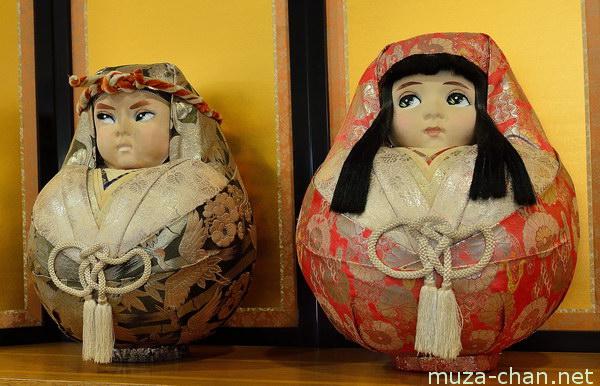 Hime-daruma dolls, Matsuyama