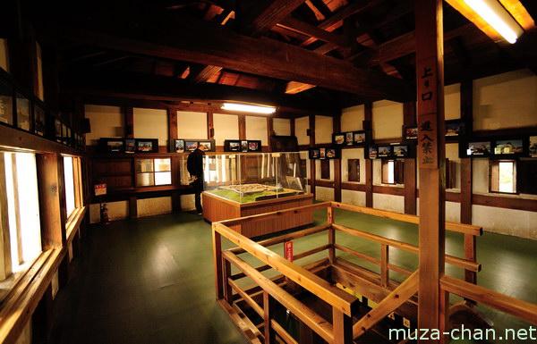 Original Japanese Castle Interior Hirosaki