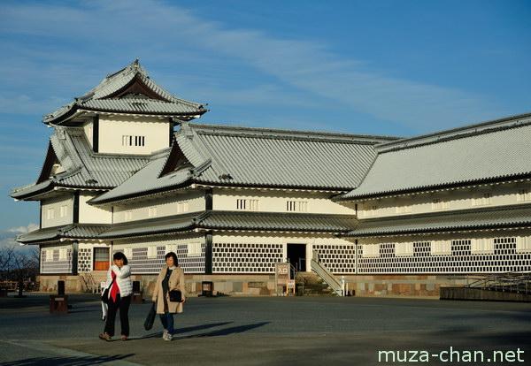 Hishi Yagura, Kanazawa Castle, Kanazawa
