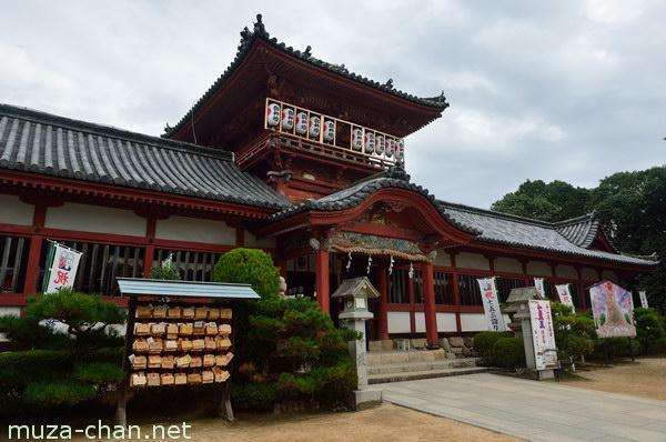 Isaniwa Shrine, Matsuyama, Ehime