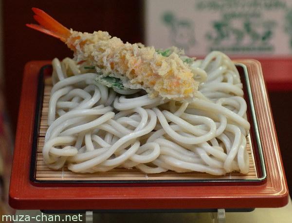 Japanese food, Zaru udon
