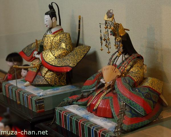 Hina Matsuri dolls, Aoyagi Samurai House, Kakunodate, Akita