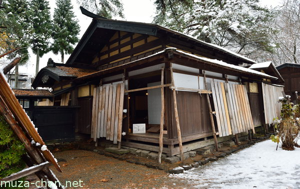 Iwahashi Samurai House, Kakunodate, Akita