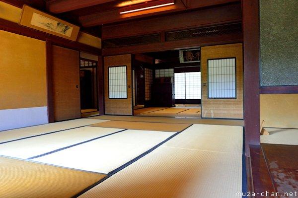 Kamihaga Residence, Yokaichi Old Town, Uchiko, Ehime
