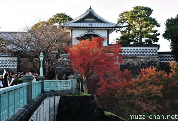 Ishikawa Gate, Kanazawa Castle, Kanazawa
