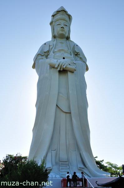 Kannon Statue, Takasaki, Gunma