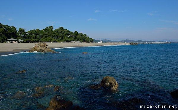 Katsurahama Beach, Kochi