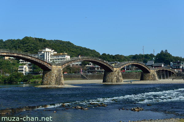 Kintai-kyo, Iwakuni, Yamaguchi