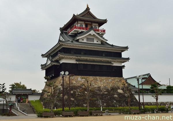 Kiyosu Castle, Nagoya
