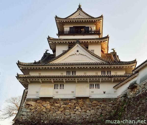 Kochi castle, Kochi