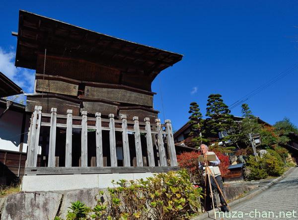 Kosatsuba, Tsumago, Nagano
