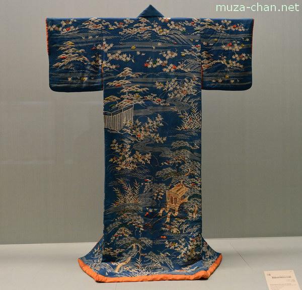 Kosode, Tokyo National Museum, Tokyo, Ueno