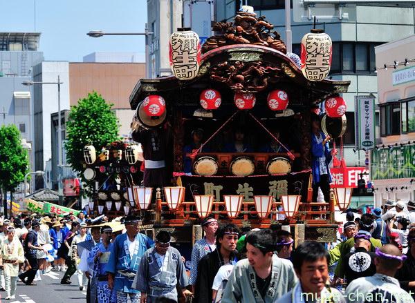 Uchiwa Matsuri, Kumagaya, Saitama