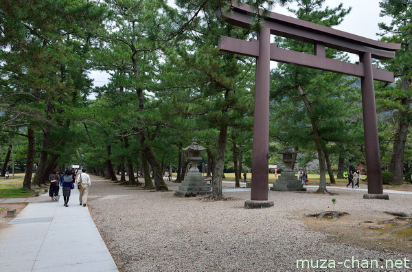Izumo Taisha Grand Shrine, Izumo, Shimane