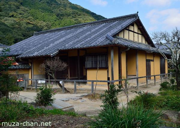 Mekata Family House, Iwakuni, Yamaguchi