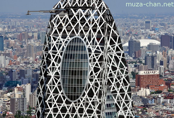 Cocoon Tower, Tokyo