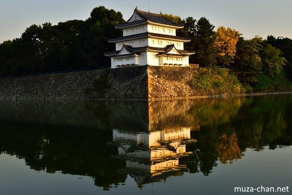 Northwest Yagura (Kiyosu Yagura), Nagoya Castle, Nagoya