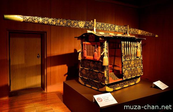 Norimono, Nagoya Castle, Nagoya