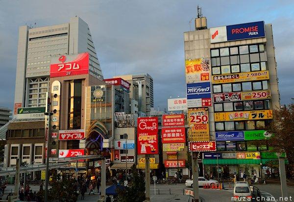 Nakano Broadway, Nakano, Tokyo
