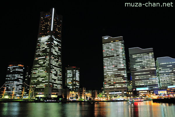 Minato Mirai 21, Yokohama